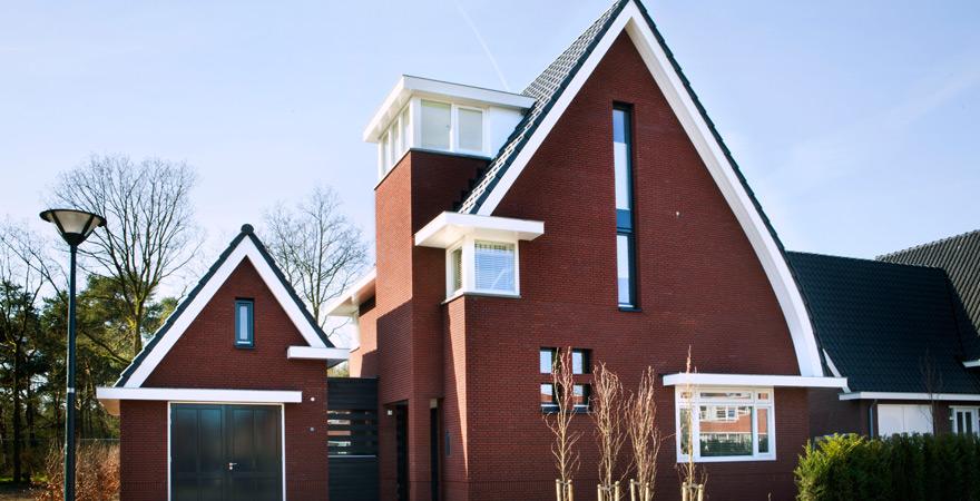 Luxe bosrand villa jaren 30 stijl - ArchitectenGilde uw architect voor ...