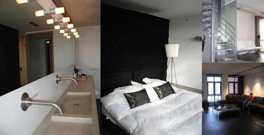 Appartement haverleij architectengilde uw architect voor bijzondere ontwerpen van woningen - Entree appartement ontwerp ...