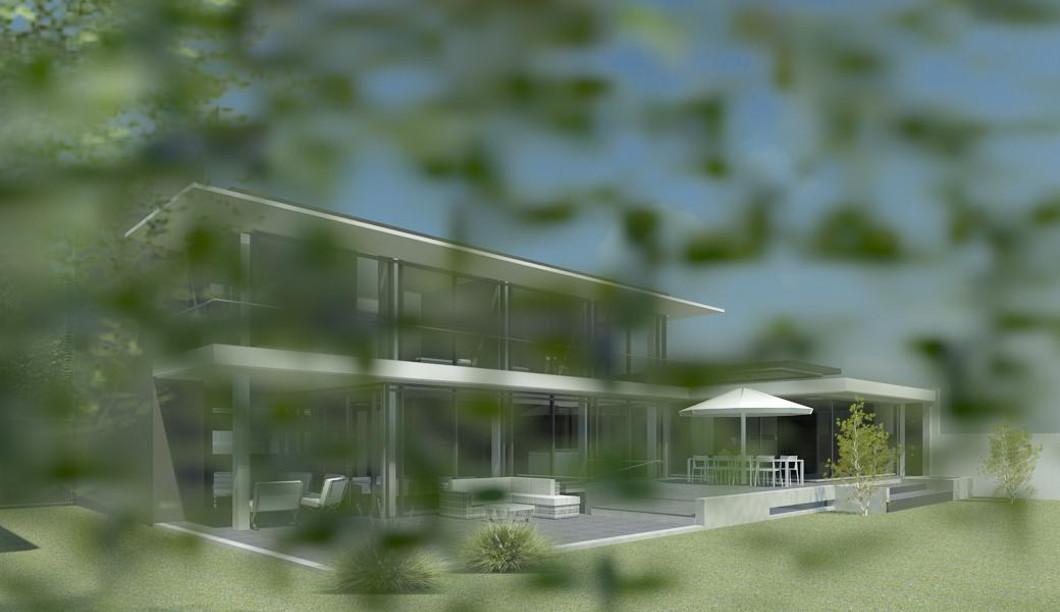Luxe Villa Vught - ontwerp architect.