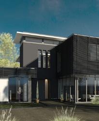 Ontwerp Moderne Villa Vught