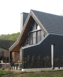 Wonen architectengilde uw architect voor bijzondere ontwerpen van woningen luxe villa 39 s en for Terras modern huis