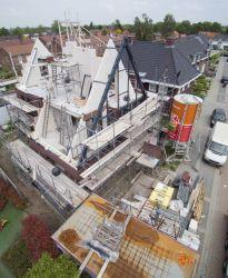 Stalen spant Oranjerie Kaswoning ArchitectenGilde