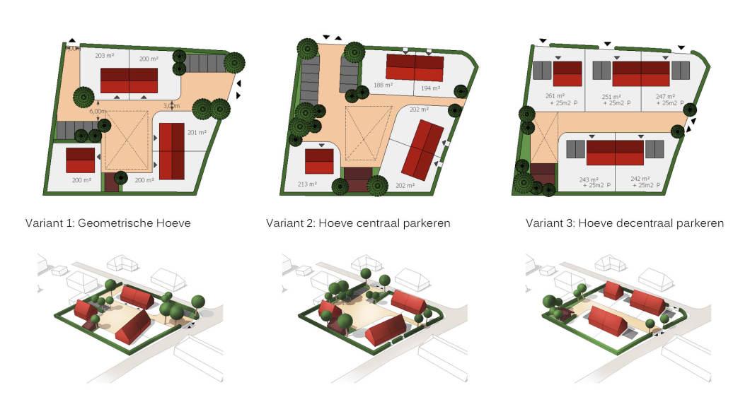 cpo oss varianten overzicht stedebouw gebiedsindeling