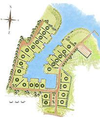 waterfront de veene bouwkavels te koop