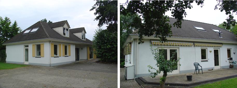 Restylen bestaande woning uit de jaren 90 te gemeente Wijk en Aalburg, Spijk
