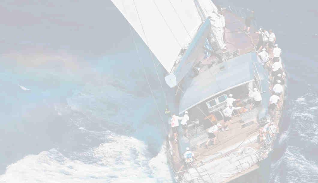 Sail yacht naval architect interior design