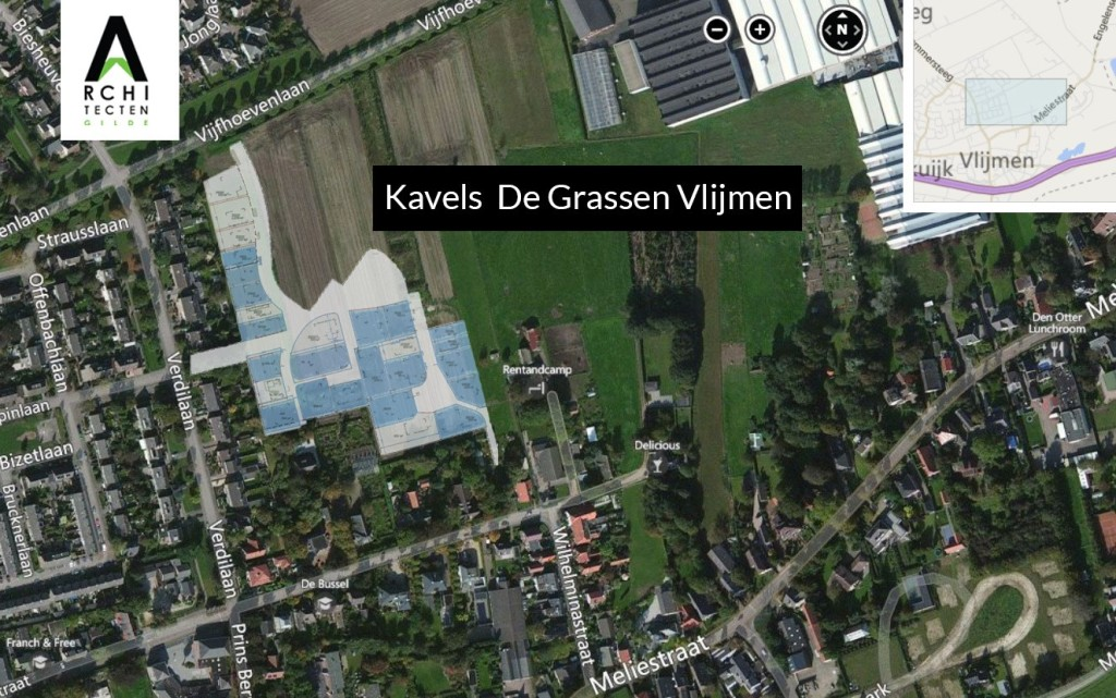 Kavels De Grassen Vlijmen