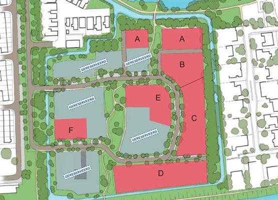Vrij Spel Den Bosch deelgebieden