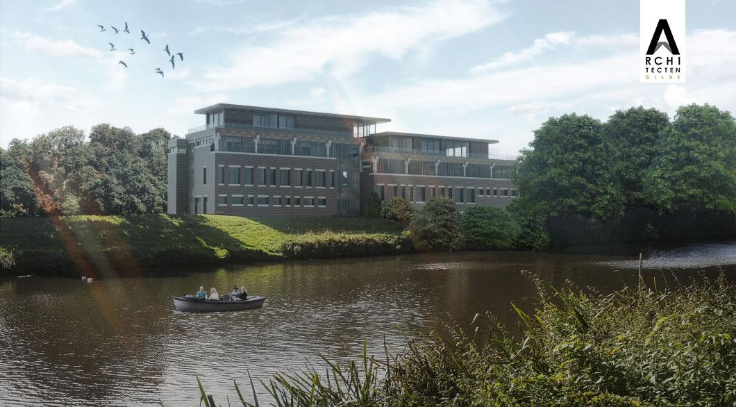 Herbestemming kantoorgebouw tot appartementencomplex (3)