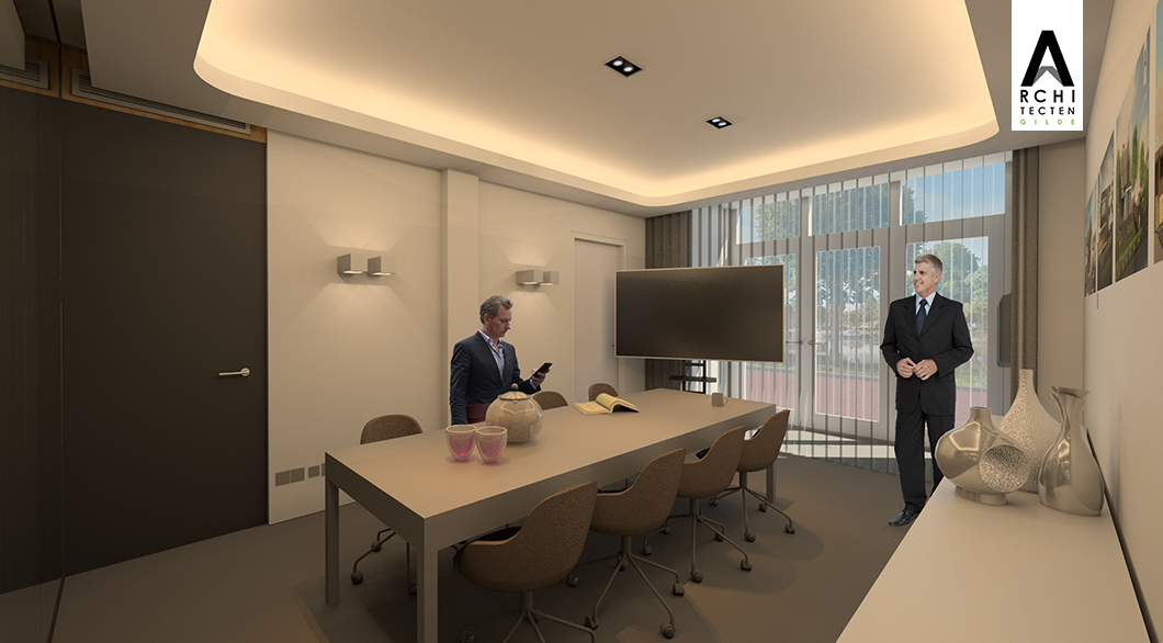 Spreekkamer kantoor ArchitectenGilde (2)