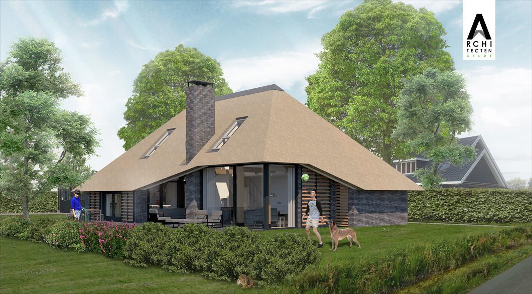 Vlaamse woonboerderij